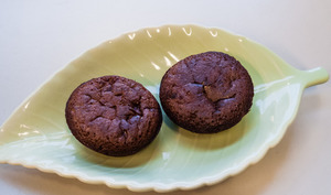 Les muffins de Pauline au toblerone