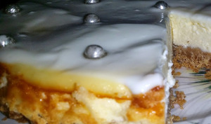 Mini Cheesecake - avec cream cheese Philadelphia