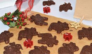 Mes petits rennes au chocolat
