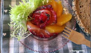 Saumon graflax aneth et betterave