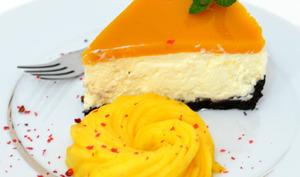 Cheesecake, miroir soleil