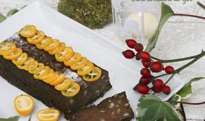 Marquise au chocolat et aux marrons