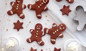 Ti biscuits au cacao