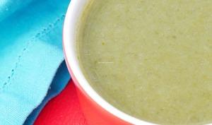 Soupe hyper alcalinisante et antioxydante maison