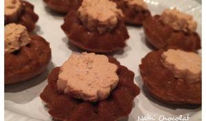 Bouchées épicées Figue Foie Gras