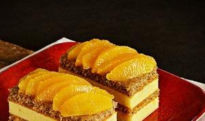 Gâteau de voyage Kumquat, Earl Grey