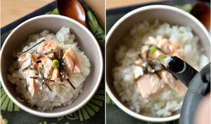 Ochazuke, riz au thé