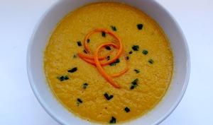 Velou-thé aux carottes