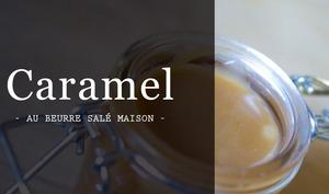 Le meilleur caramel au beurre salé maison