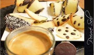 Farandole de biscuits tuiles