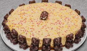 Cheesecake spéculoos mangue