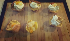 Crêpes façon muffins
