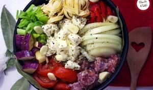 One pot pasta méditerranéen