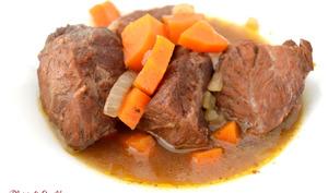 Joues de porc au cidre et aux épices