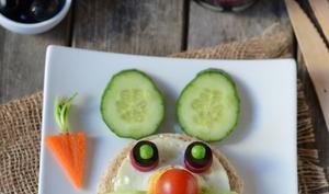 Le lapin sandwich
