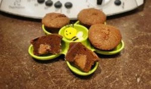 Gâteaux chocolat et toblerone thermomix