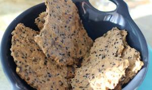 Crackers aux graines