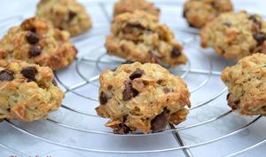 Kaerahelbeküpsised, biscuits aux flocons d'avoine