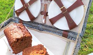 Cake chocolat - noisettes