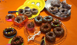 Beignets donuts