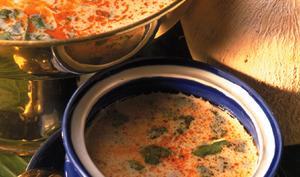 La soupe Tom Kha