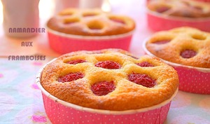 Namandier gâteau aux amandes