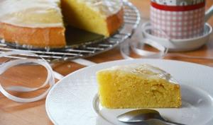 Gâteau Nantais aux amandes et rhum