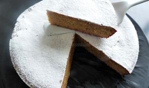 Gâteau de carotte à l'amande et à l'orange