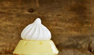 Tartelett-Ô citron meringuées