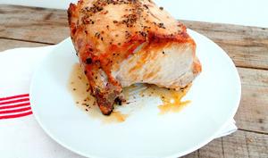 Carré de porc au sirop d'érable et épices du Trappeur