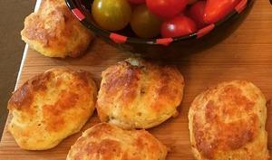 Gougères fromage façon Cyril LIGNAC