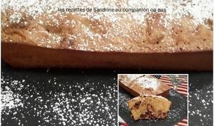 Cake praliné spéculoos