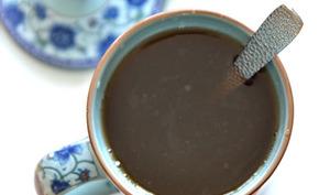 Infusion ou thé aux jujubes