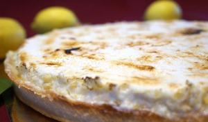 Tarte Soufflée aux Citrons