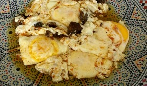 Omelette au Khliî