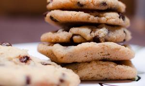Cookies aux pépites de chocolat, sans oeuf