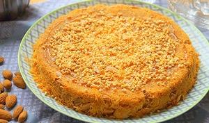 Ktayef gâteau aux cheveux d'ange