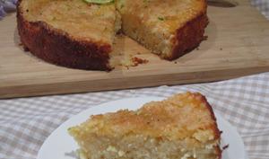 Gâteau de pommes de terre sucré