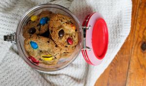 Mes cookies moelleux façon mie câline