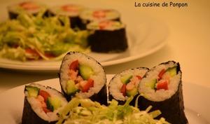 Sushi ou maki