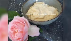 Crème pâtissière de Mercotte