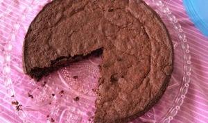 Incroyable fondant au chocolat… et à la betterave