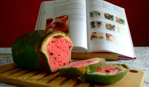 La brioche pastèque