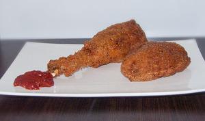 Poulet frit façon Kentucky