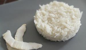 Riz à la noix de coco