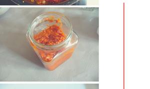 Chutney chorizo poivron