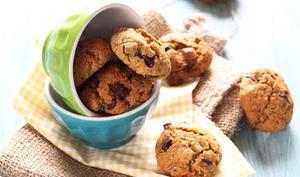 Mini cookies à l'Okara
