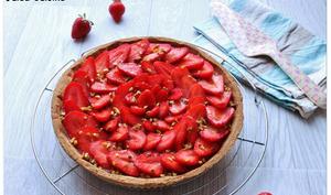 The tarte aux fraises