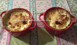 Gratin de chou fleur facile et rapide au cookeo