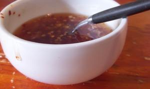Sauce sucrée au piment